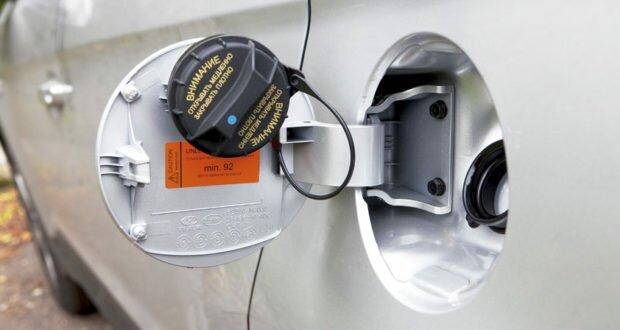 какой бензин заливать в хендай крета