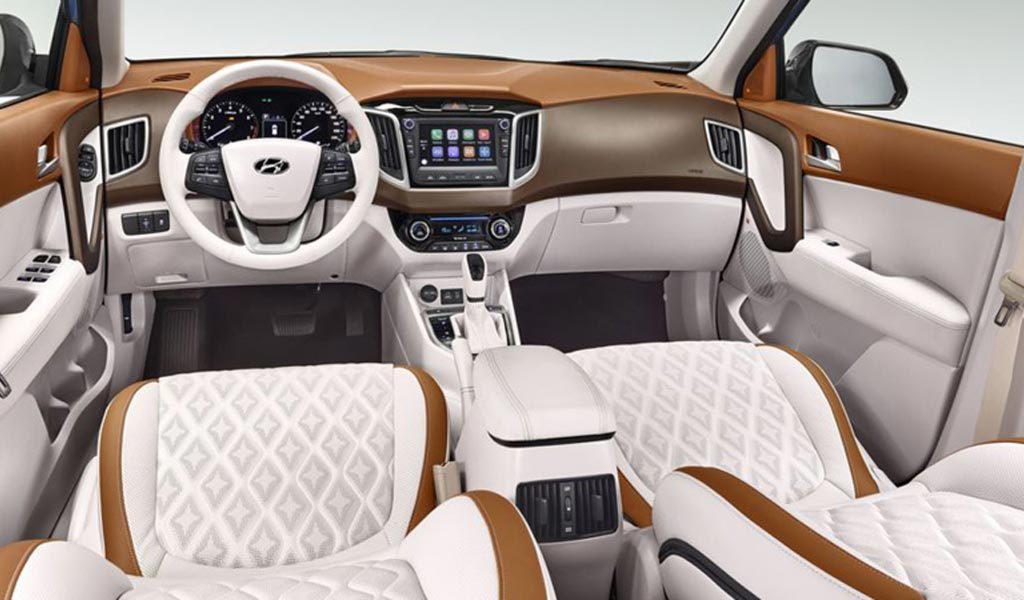 Hyundai Creta Diamond: фото, цены, характеристики комплектации